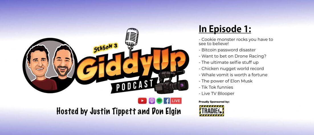 Giddy Up Podcast S3E1