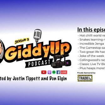 Giddy Up Podcast S3E2
