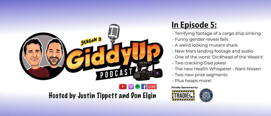 GiddyUp Podcast S3E5