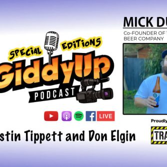GiddyUp Podcast with Mick Duffy