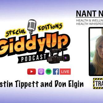 GiddyUp Podcast with Nant Nissen