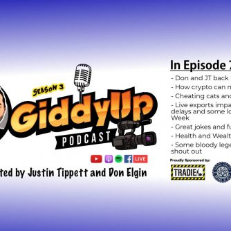 Giddy Up S3E7 with JT and Don Elgin